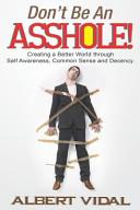 Don t Be an Asshole  Book