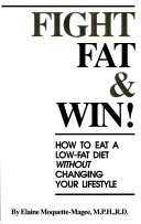 Fight Fat   Win Book