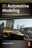 Pdf 3d Automotive Modeling