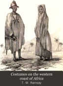 Costumes on the Western Coast of Africa