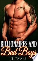 Billionaires and Bad Boys  An Alpha Male Romance