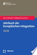 Jahrbuch der Europäischen Integration 2018