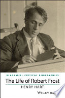The Life of Robert Frost Book