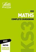 KS3 Maths Complete Coursebook