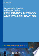 Keller Box Method And Its Application Book PDF