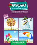 Spots for MATH - Teacher's Edition - Grade 1