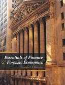 LSC CPSX  JOHN JAY COLLEGE  ECO235  Essentials of Finance   Forensic Economics REPAIR