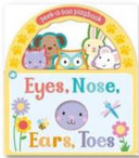 Little Learners Eyes  Nose  Ears  Toes Book