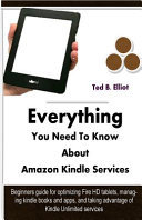 Everything You Need to Know About Amazon Kindle Services