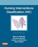Nursing Interventions Classification  NIC    E Book