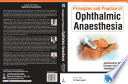 Principles and Practice of Ophthalmic Anaesthesia Book