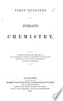 First Outlines of Inorganic Chemistry Book