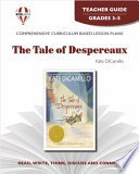 The Tale of Despereaux Novel Units Teacher Guide