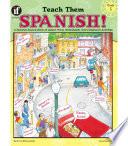 Teach Them Spanish   Grade 5 Book