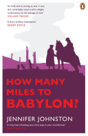 How Many Miles to Babylon? ebook