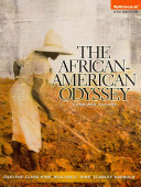 The African American Odyssey Book PDF