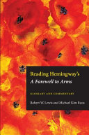 Reading Hemingway S Farewell To Arms