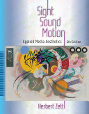 Sight, Sound, Motion: Applied Media Aesthetics Pdf/ePub eBook