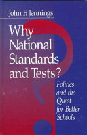 Why National Standards and Tests  Book