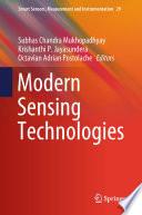 Modern Sensing Technologies