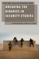 Breaking the Binaries in Security Studies Pdf/ePub eBook