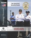 Security Guard Training Manual Book