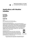 Applications with Weather Satellites