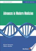 Advances in Modern Medicine Book