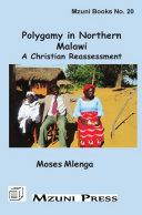 Polygamy in Northern Malawi Pdf/ePub eBook