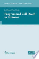 Programmed Cell Death in Protozoa Book