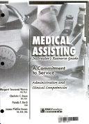 Medical Assisting Competencies
