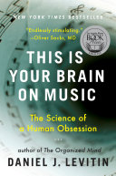 This is Your Brain on Music Book