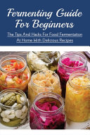Fermenting Guide For Beginners Book