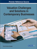 Valuation Challenges and Solutions in Contemporary Businesses Pdf/ePub eBook
