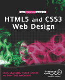 The Essential Guide to HTML5 and CSS3 Web Design [Pdf/ePub] eBook