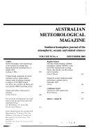 Australian Meteorological Magazine