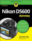 Pdf Nikon D5600 For Dummies Telecharger