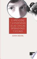 El aprendizaje y la enseñanza de las ciencias experimentales y sociales