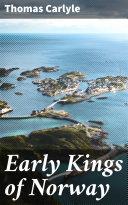 Early Kings of Norway Pdf/ePub eBook