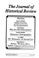 The Journal of Historical Review