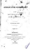 Anglicanus scotched [a reply to View of the character, position, and prospects, of the Edinburgh Bible society, by Anglicanus].