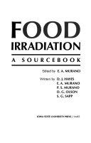 Food Irradiation Book PDF