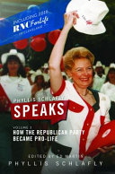 Phyllis Schlafly Speaks  Volume 3