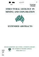 Structural Geology in Mining and Exploration