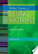 Phillips Science Of Dental Materials Ebook Book PDF