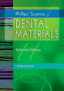 Phillips' Science of Dental Materials - eBook