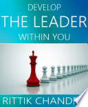 Develop The Leader Within You Book
