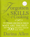 Forgotten Skills of Cooking Book