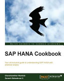 SAP HANA Cookbook
