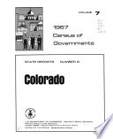 Census of Governments  1967  State reports  no  1 52 including Alabama to Wyoming including the Disctrict of Columbia and Puerto Rico